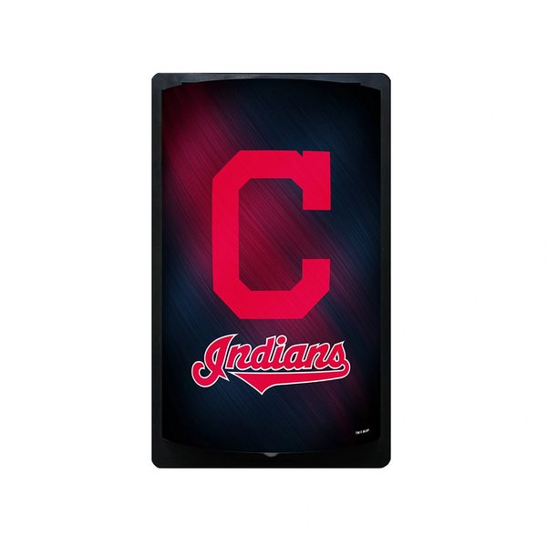 Cleveland Indians LED Motiglow Light Up Wall Sign MLB