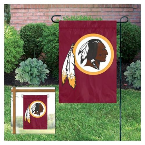 NFL Washington Redskins Embroidered Garden Flag