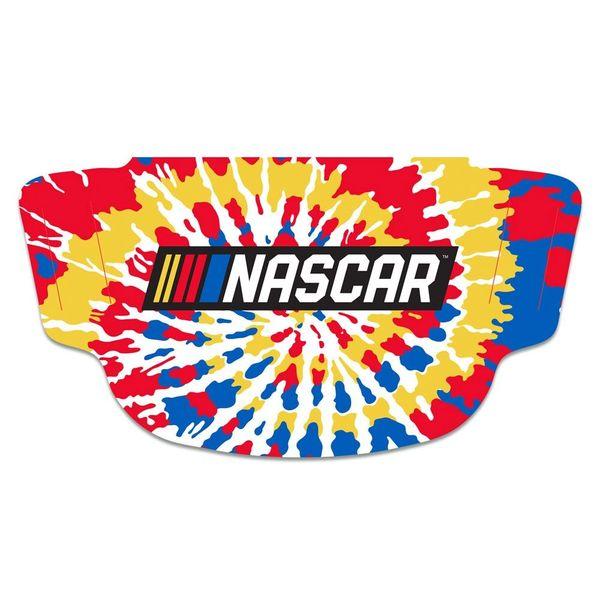 NASCAR Face Mask Unisex TYE DYE Design