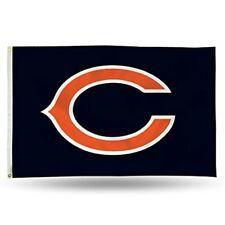 Chicago Bears Team Logo Banner Flag 3'x5' NFL Licensed