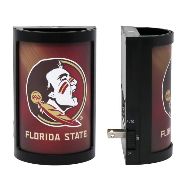 Florida State Seminoles LED Motiglow Night Light NCAA Party Animal