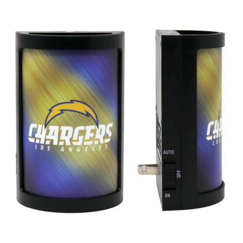 San Diego Chargers LED Motiglow Night Light NFL Party Animal