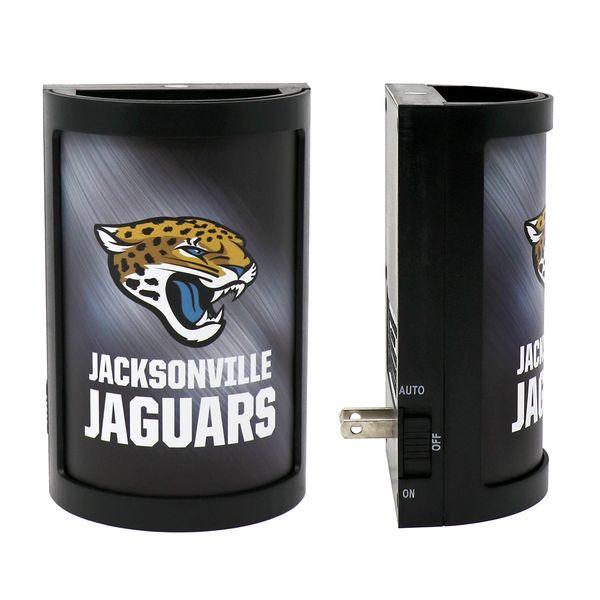Jacksonville Jaguars LED Motiglow Night Light NFL Party Animal