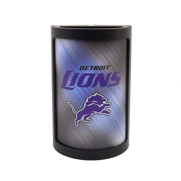 Detroit Lions LED Motiglow Night Light NFL Party Animal