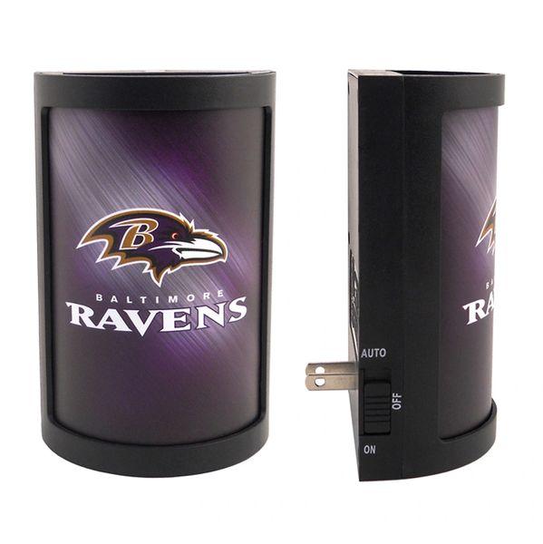 Baltimore Ravens LED Motiglow Night Light NFL Party Animal