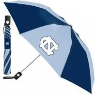 "UNC Tar Heels Automatic Push Button Umbrella 42"" NCAA"