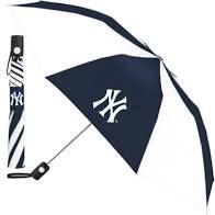 "New York Yankees Automatic Push Button Umbrella 42"" MLB Licensed"