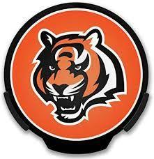 Cincinnati Bengals LED Window Decal Light Up Logo Powerdecal NFL