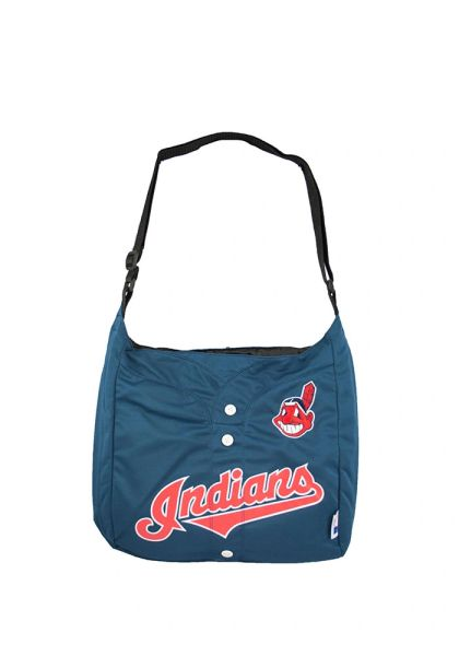 Cleveland Indians Chief Wahoo Ladies Jersey Tote/Purse MLB