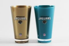 Jacksonville Jaguars Insulated Tumbler Home/Away Twin Pack NFL