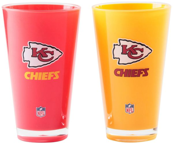 Kansas City Chiefs Insulated Tumbler Home/Away Twin Pack NFL