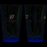 Baltimore Ravens Gameday Elite Pint Glass 16oz. MLB