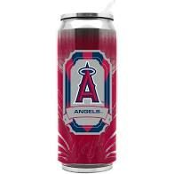 Los Angeles Angels Insulated Stainless Steel Thermo Can Travel Tumbler MLB