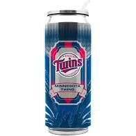 Minnesota Twins Insulated Stainless Steel Thermo Can Travel Tumbler MLB