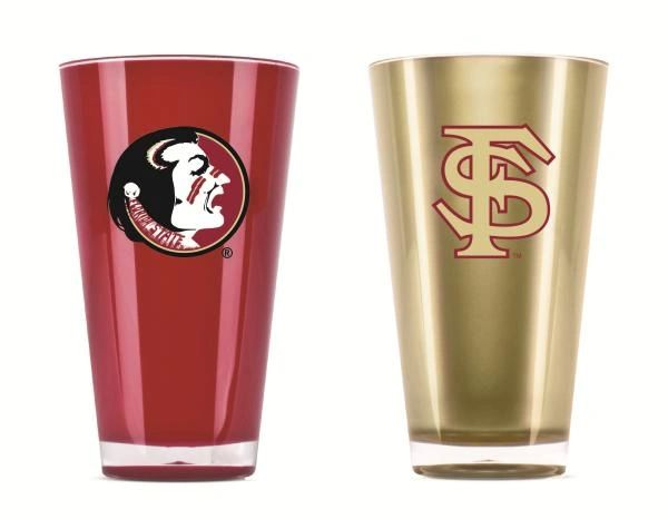 Florida State Seminoles Tumblers Home/Away Twin Pack NCAA