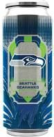 Seattle Seahawks Insulated Stainless Steel Thermo Can Travel Tumbler NFL