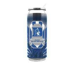 Duke Blue Devils Insulated Stainless Steel Thermo Can Travel Tumbler NCAA
