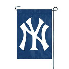 "New York Yankees Garden Flag Embroidered 12.5"" x 18"""