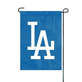 "Los Angeles Dodgers Garden Flag Embroidered 12.5"" x 18"""