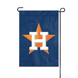 """Houston Astros Garden Flag Embroidered 12.5"""" x 18"""""""