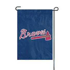 "Atlanta Braves Embroidered 12.5"" x 18"""
