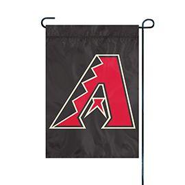 "Arizona Diamond Backs Embroidered 12.5"" x 18"""