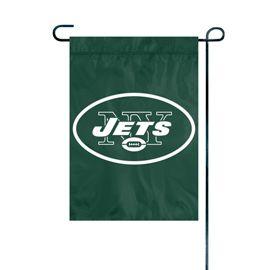 NFL New York Jets Embroidered Garden Flag