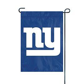 NFL New York Giants Embroidered Garden Flag