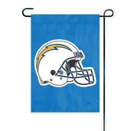 NFL Los Angeles Chargers Embroidered Garden Flag