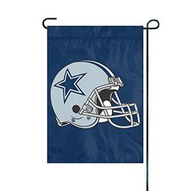 Dallas Cowboys Embroidered Garden Flag