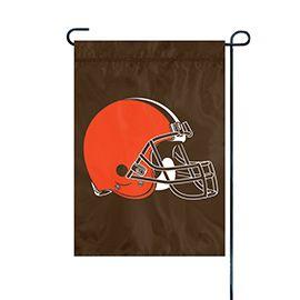 Cleveland Browns Embroidered Garden Flag