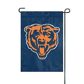 Chicago Bears Embroidered Garden Flag