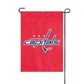 Washington Capitals Embroidered Garden Flag NHL