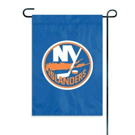 New York Islanders Embroidered Garden Flag NHL