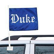 Duke Blue Devils Car - Truck - SUV Window FLag NCAA
