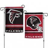Atlanta Falcons NFL 2 Sided Garden Flag