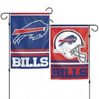 Buffalo Bills NFL 2 Sided Garden Flag
