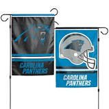 Carolina Panthers NFL 2 Sided Garden Flag