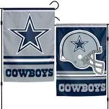 Dallas Cowboys NFL 2 Sided Garden Flag