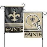 New Orleans Saints NFL 2 Sided Garden Flag