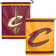 Cleveland Cavaliers NBA 2 Sided Garden Flag