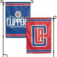 Los Angeles Clippers NBA 2 Sided Garden Flag