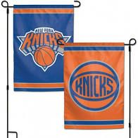 New York Knicks NBA 2 Sided Garden Flag