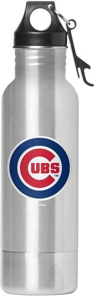 MLB Team Logo Stainless Steel Bottle Chiller, 14oz Pick Your Team