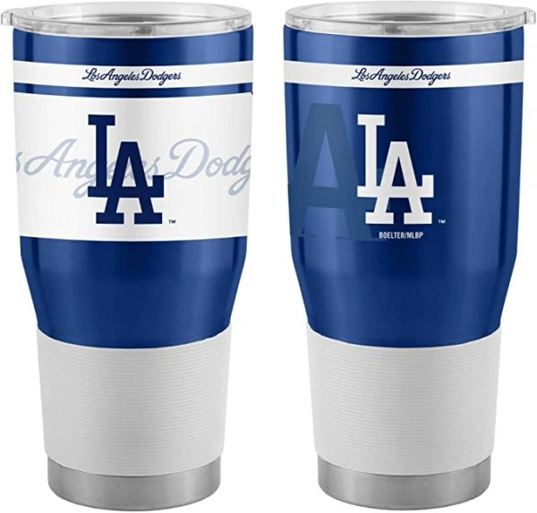 Los Angeles Dodgers 30oz. Insulated Stainless Steel Twist Ultra Travel Tumbler