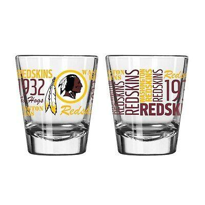 Washington Redskins Spirit Shot Glass 2oz. NFL