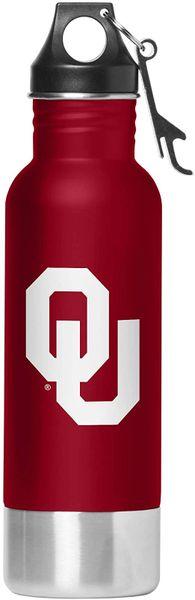 Oklahoma Sooners Stainless Steel Bottle Chiller, NHL