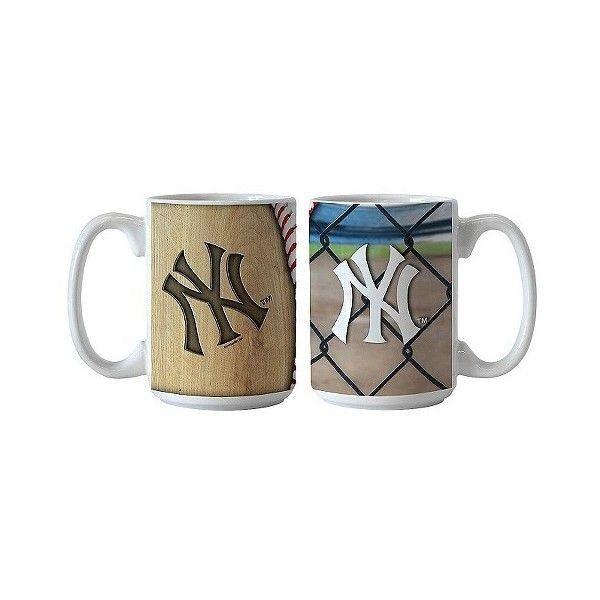 New York Yankees Ballpark Ceramic Coffee Mug MLB