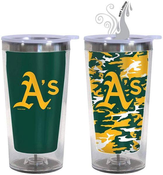 Oakland Athletics Color Changing Tumbler Cup, 16oz
