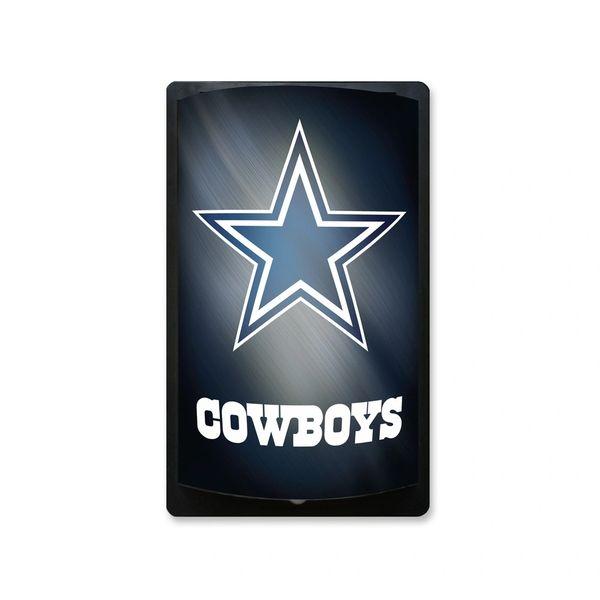 Dallas Cowboys Motiglow Automatic Light Up Wall Sign NFL